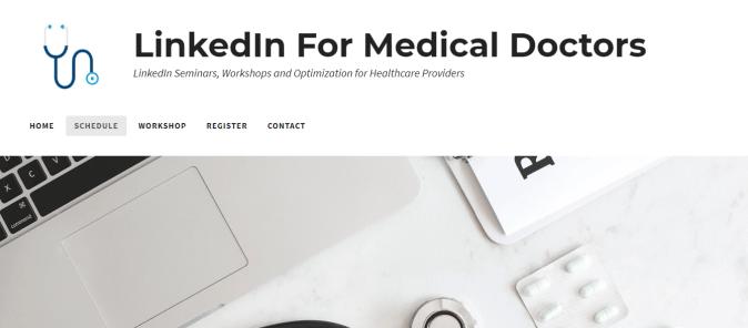LinkedIn Seminars for Doctors