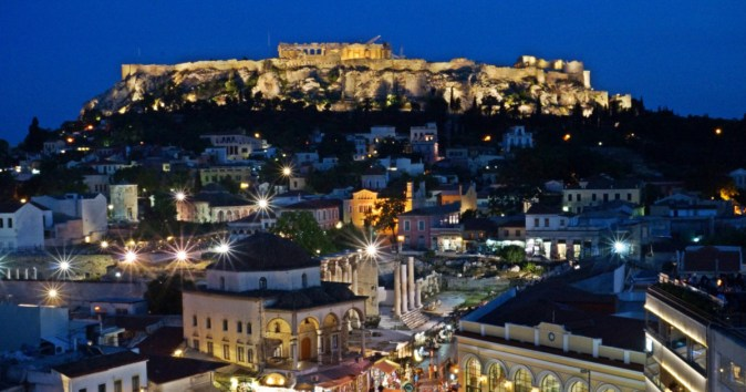 Athens is Europe's Most Innovative City