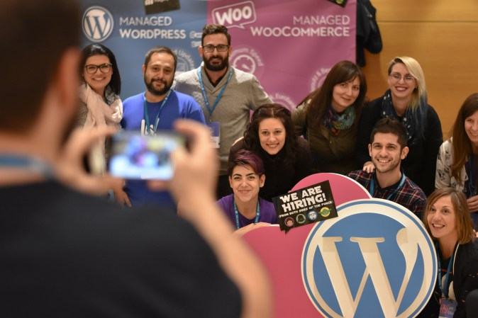 WordCamp Thessaloniki on 15-16 December 2018