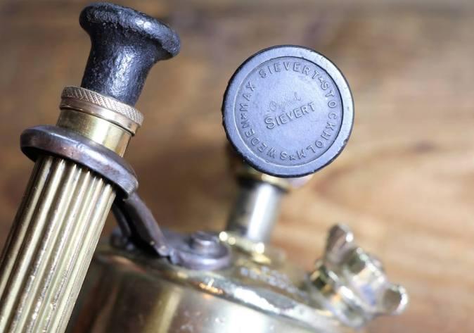 Original Max Sievert Brass Blow Torch