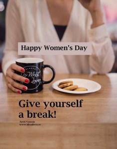 Women's Day Giveaway by Areti Vassou Ideadeco