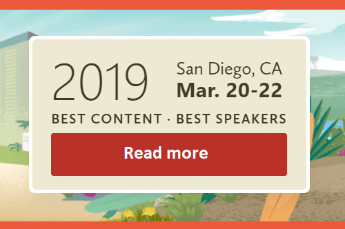 Social Media Marketing World Conference 2019