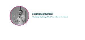 George Gkouvousis