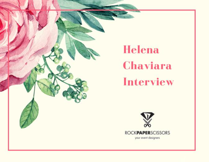Helena Chaviara Interview