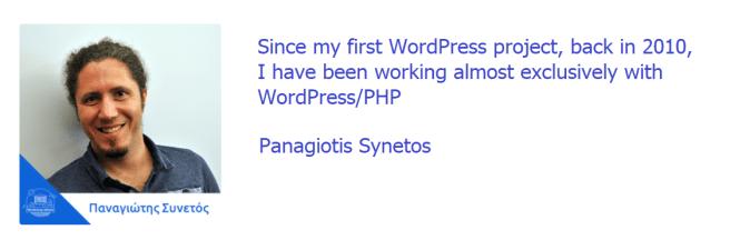 Panagiotis Synetos