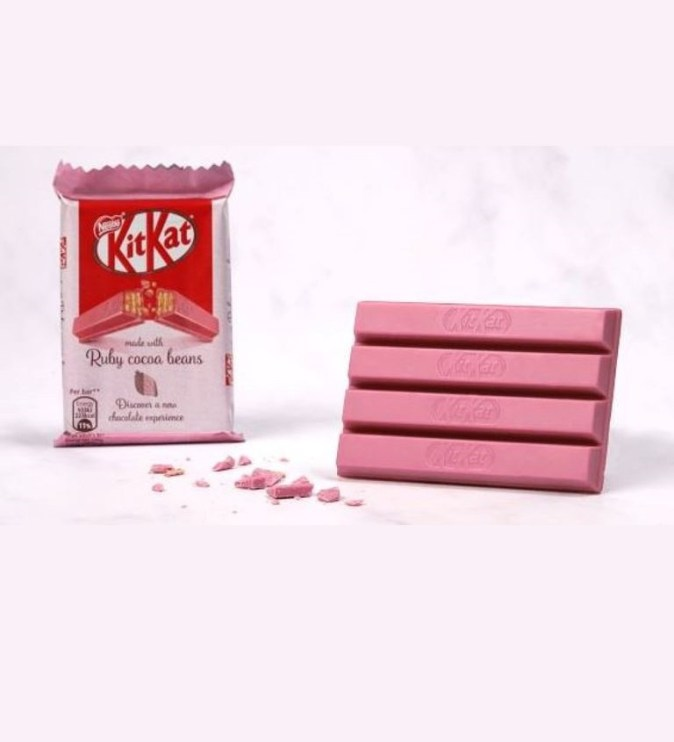 Kit Kat Ruby Chocolate