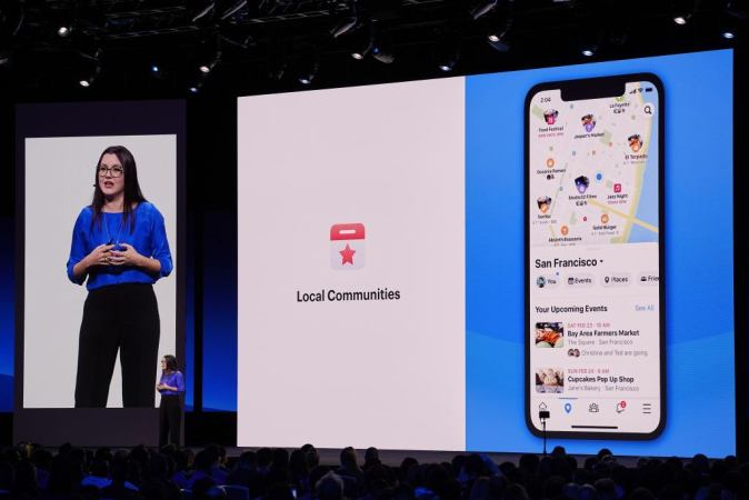 Fidji Simo, Head of the Facebook App