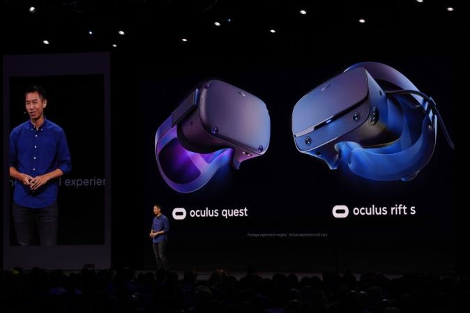 Sean Liu, Director of Product Management at Oculus