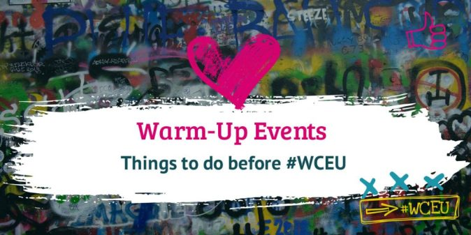 Things to do before WordCamp Europe 2019
