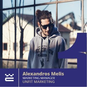 Speaker Alexandros Melis WordCamp Thessaloniki 2019