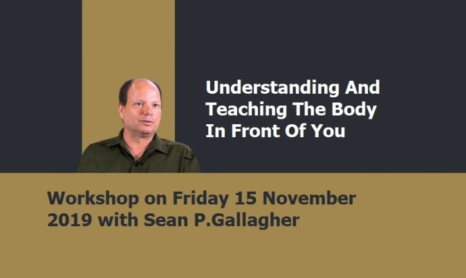 Pilates Workshop by Sean Gallagher in Athens on Friday 15 November 2019