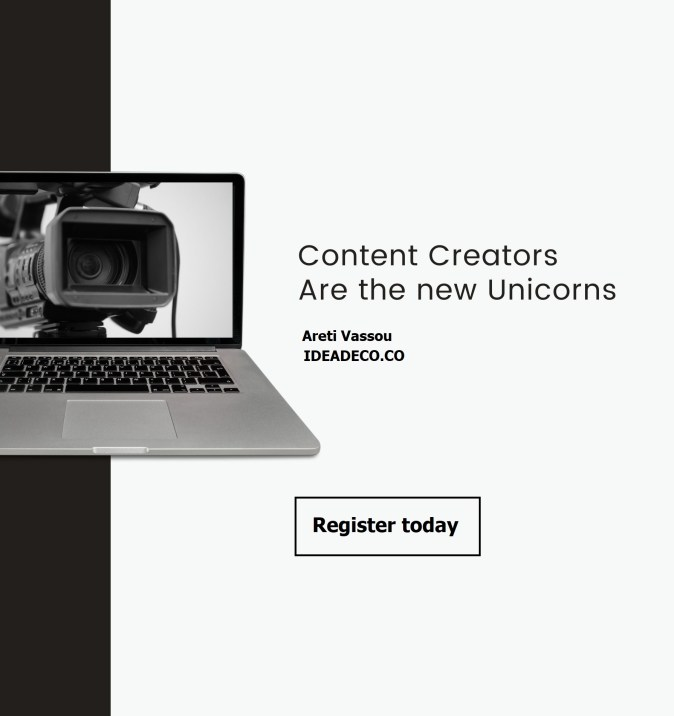 Content Creators - Business Blogging Workshop Athens 28 March 2020 by Areti Vassou Register Today