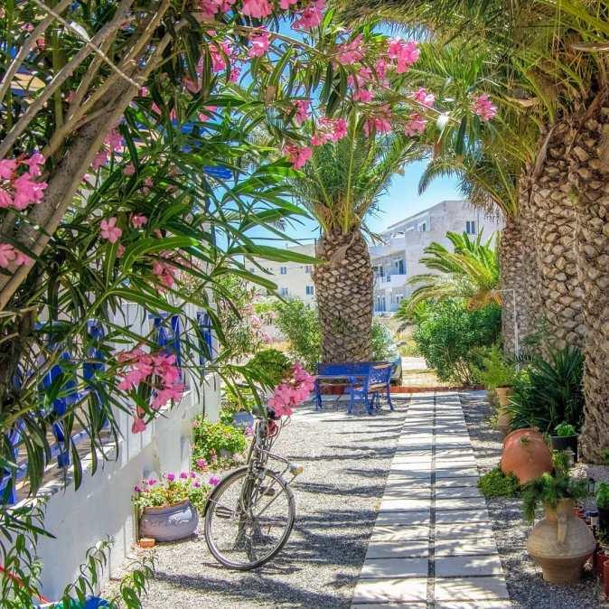 Syros Atlantis Hotel in Vari