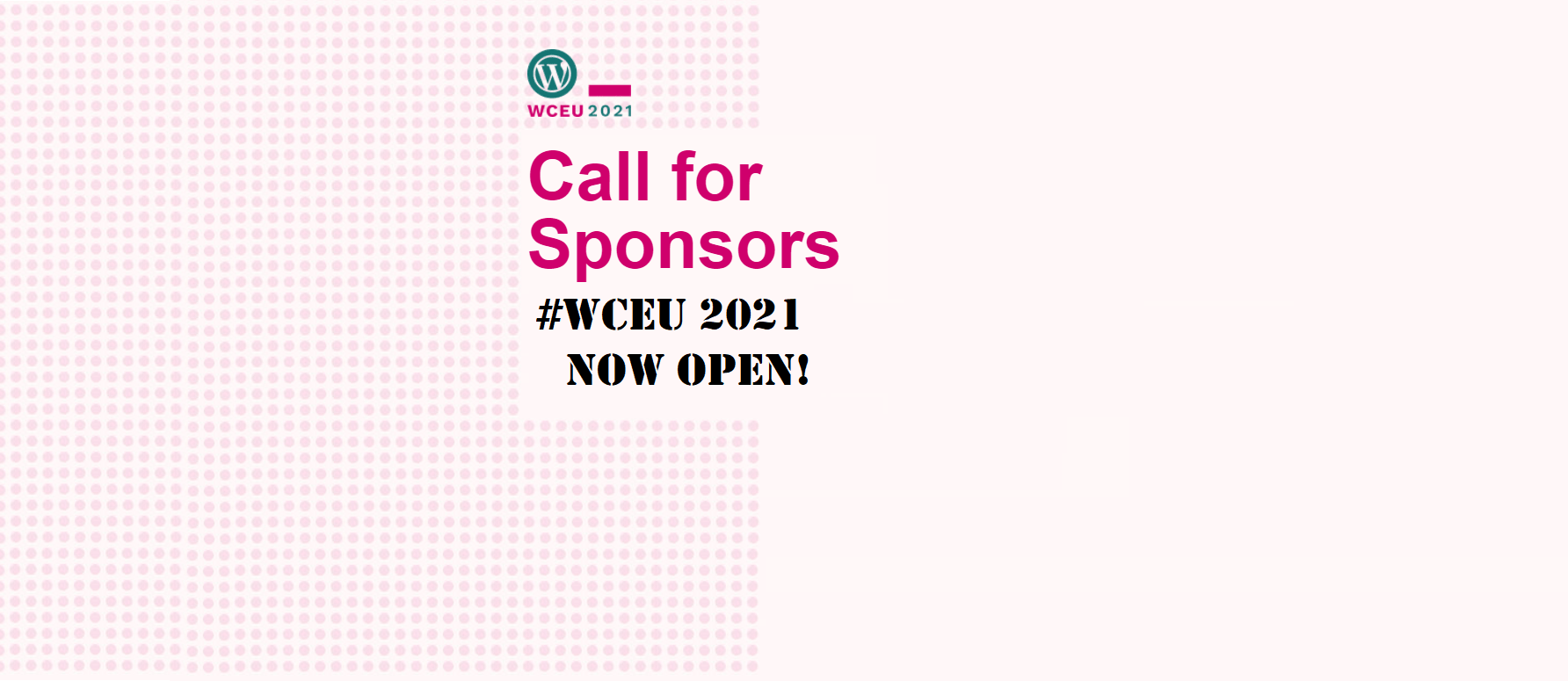 Call for Sponsors for WordCamp Europe 2021 is Open #WCEU