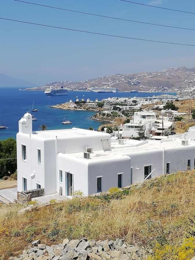 ARION Home in Mykonos