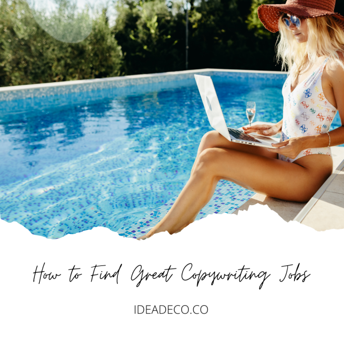 How to Find Great Copywriting Jobs