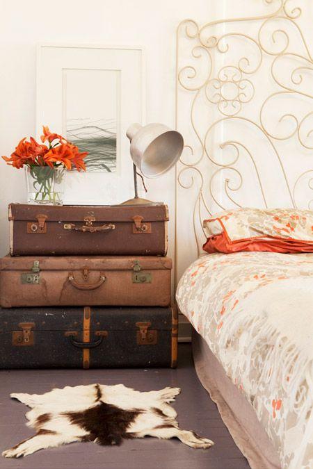 Valigia vintage 23 idee creative per riciclare una vecchia valigia Ispiratevi