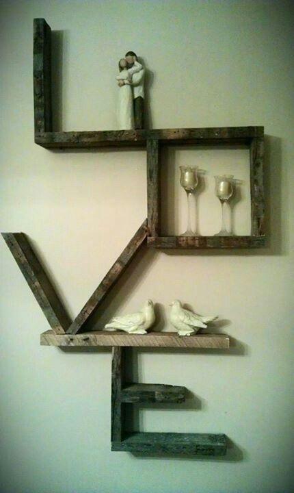Link x acquisto colla x legno: Mensole Originali Fai Da Te Ecco 20 Idee A Cui Ispirarsi