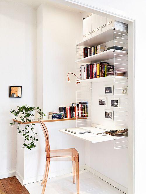 uffici piccoli ma funzionali 33 idee Lasciatevi ispirare