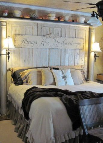 Farmhouse Bed Frame