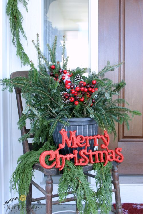 20 decorazioni esterne per Natale Lasciatevi ispirare