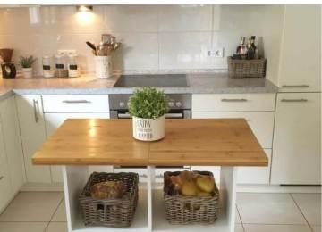 Idee Per La Cucina Fai Da Te   Costruire Un Tavolo Da Cucina In ...