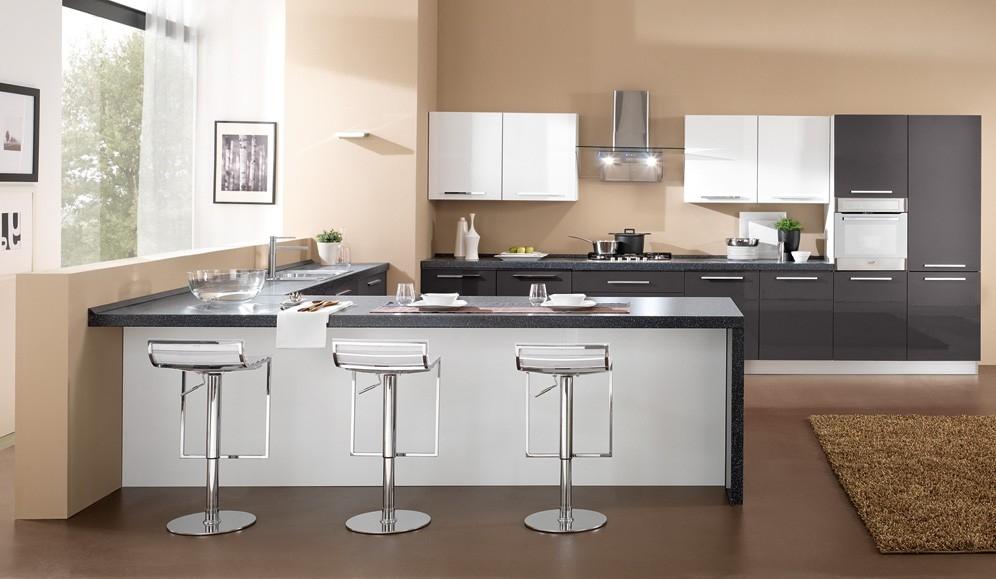 Cucina Grigia E Bianca Una Scelta Di Stile – design per la casa