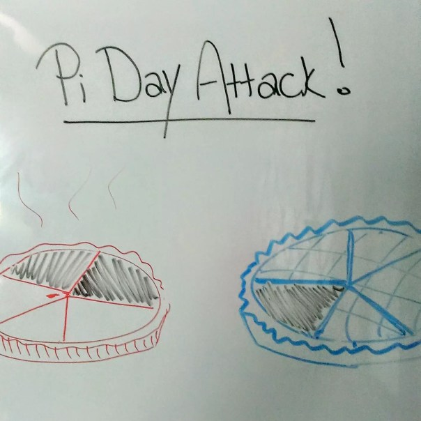 Round up of Pi Day activity ideas you've gotta try.