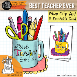 Great teacher appreciation printable card- FREEBIE for Teacher Appreciation Day!