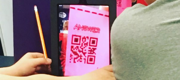 5 Ways to Use QR Codes in the Math Classroom. Working in partners + QR codes = high student engagement!
