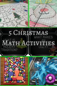 5 activities for the week before winter break