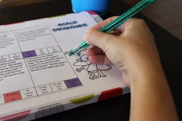 8 activities to practice scale drawings and proportional relationships. Ideas for small group, stations, independent practice, and more.