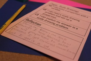 A blog post about using I Can statements in an interactive math notebook.
