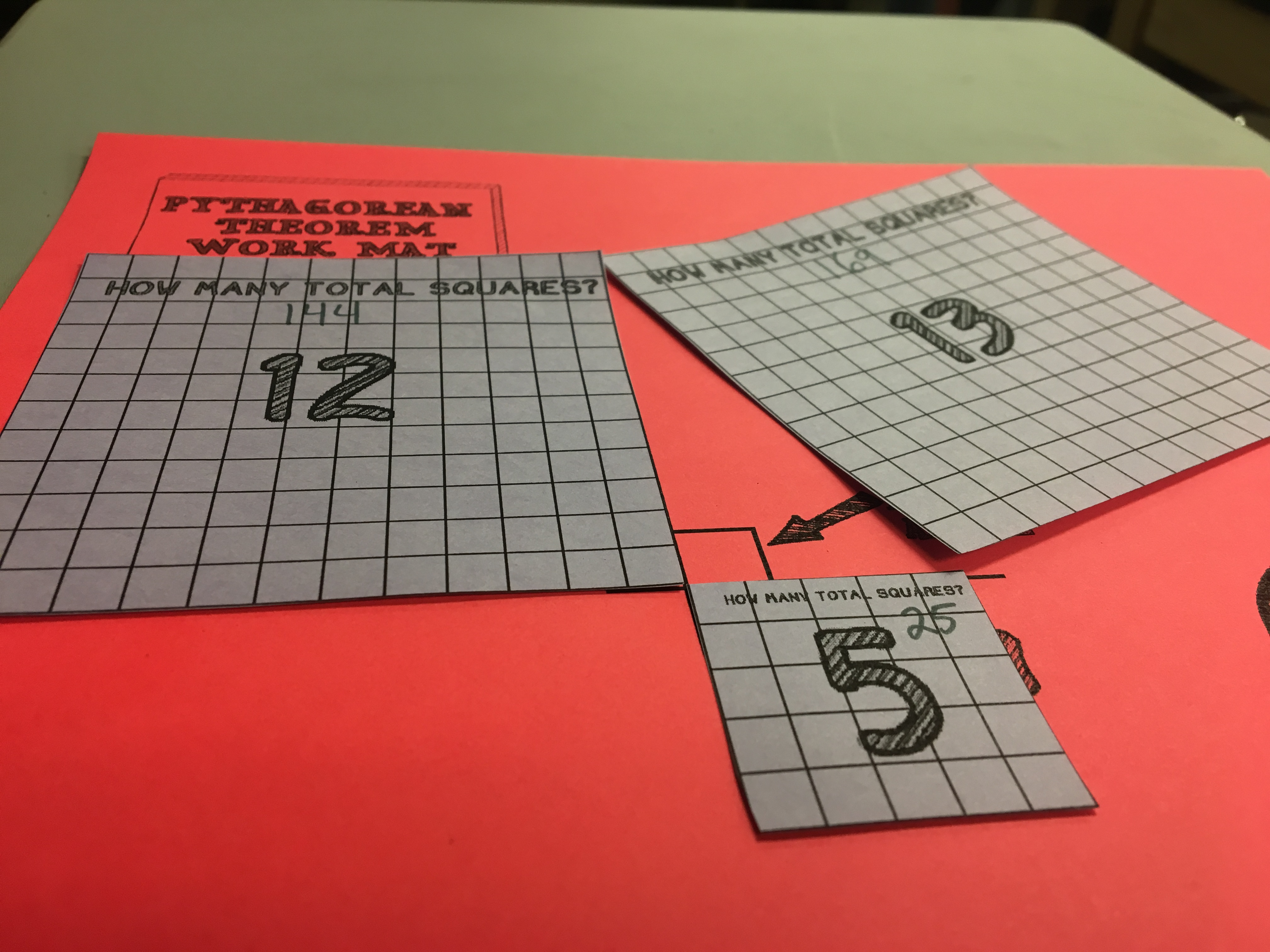 Teaching Pythagorean Theorem With I Can Statements