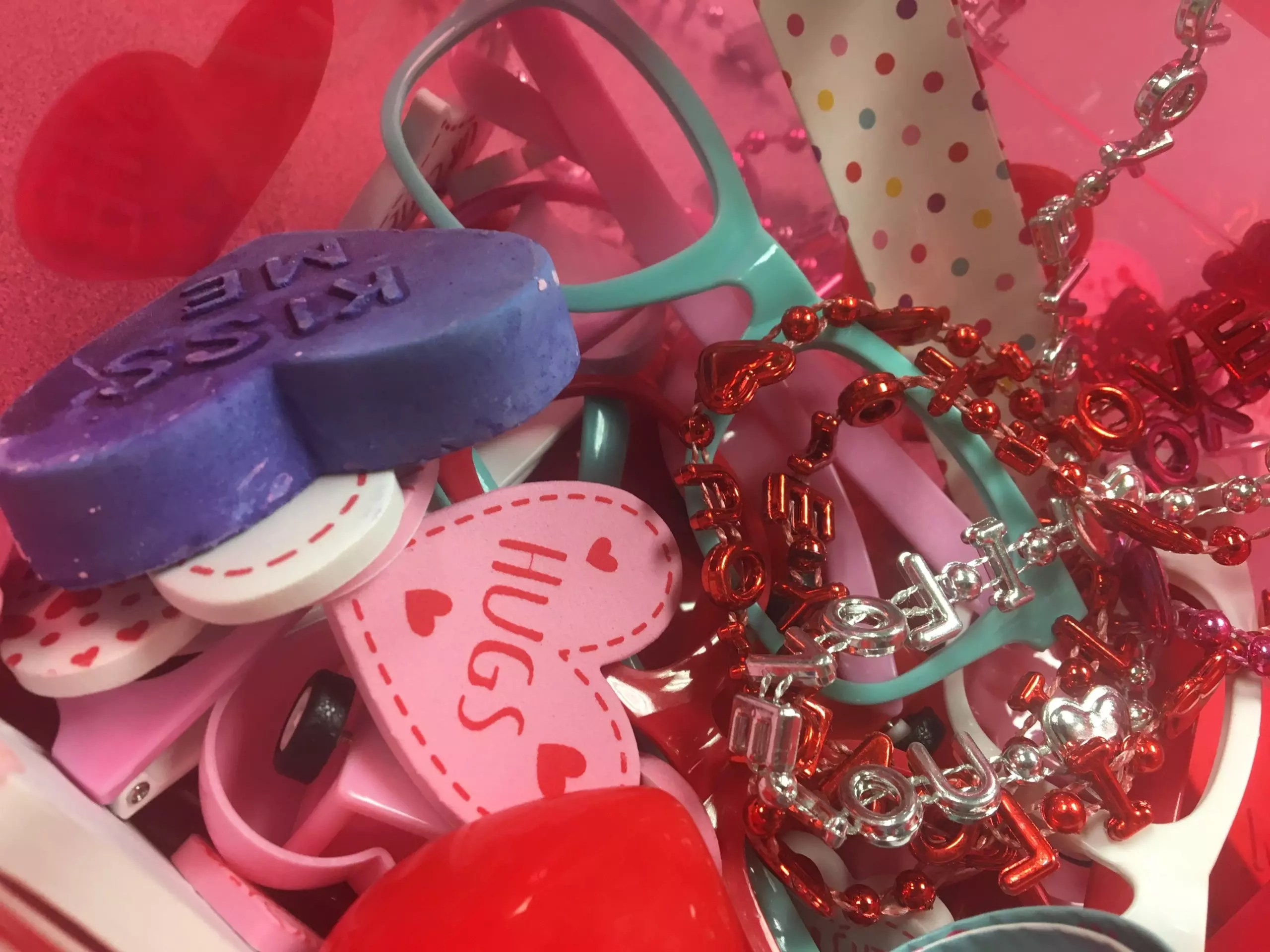 Read this blog post about adding Valentine's Day to the Middle School Math Classroom.