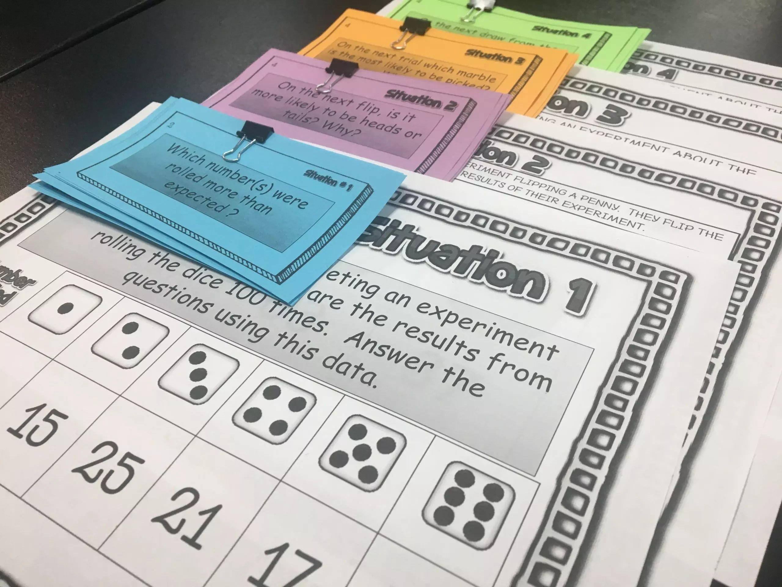 9 Activities For Simple Probability You Will Love