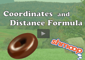 9 distance formula activities and resources.