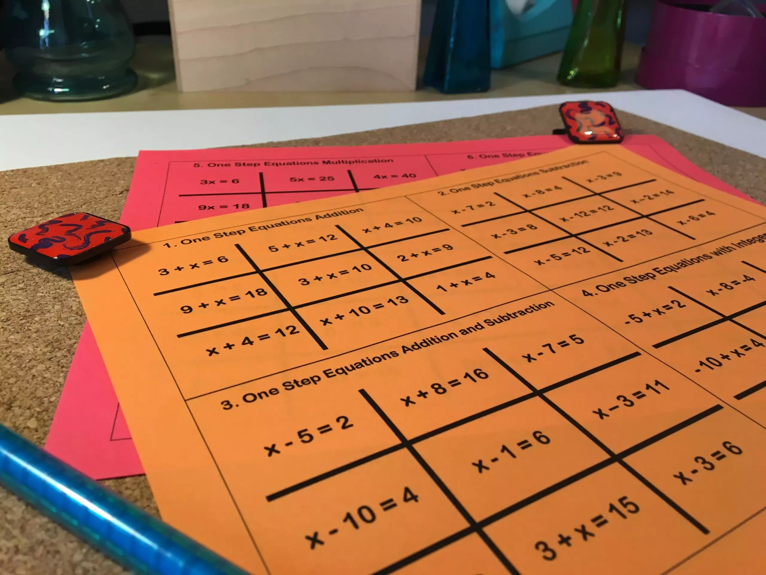 18 Math Review Games for Middle School - Idea Galaxy [ 3024 x 4032 Pixel ]