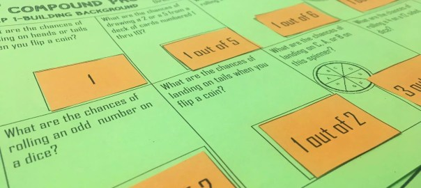 Read this blog post to learn how to introduce compound probability through a discovery lesson.