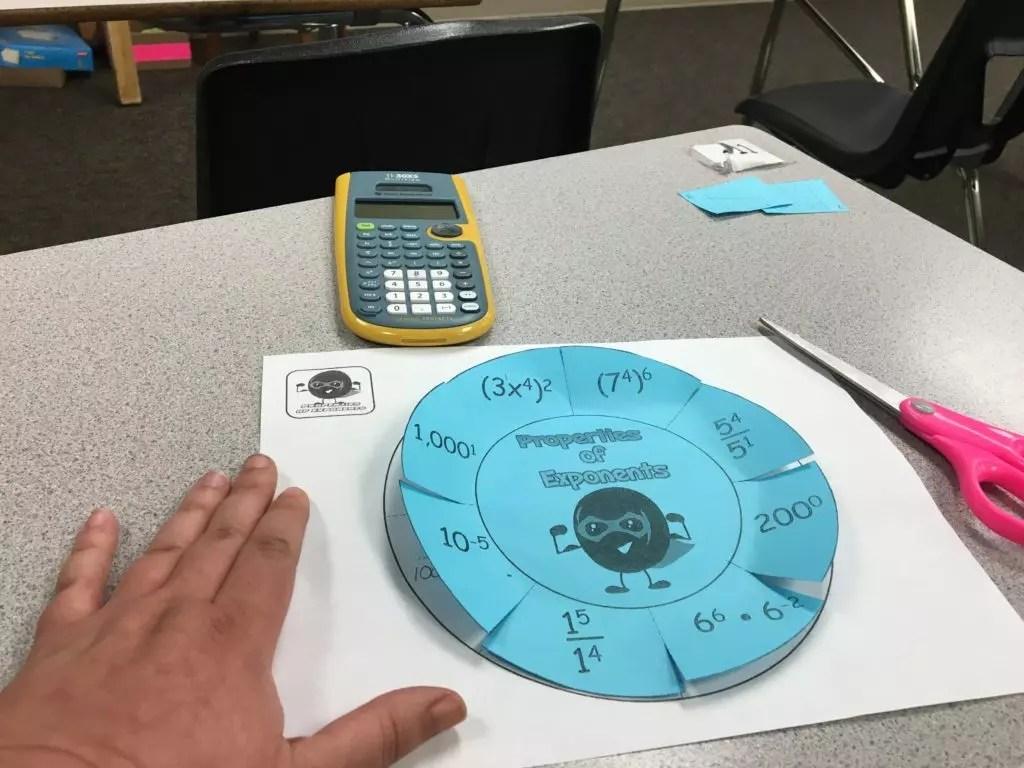 10 Activities To Help Students Practice Properties Of Exponents