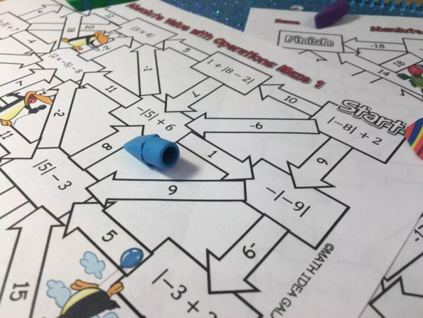 11 Activities that Make Learning Absolute Value A Snap