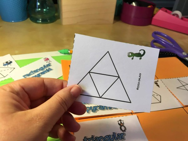 Get students hands on with this nets review and practice activity. Great review during a surface area unit. Check out all 11 surface area activity ideas.