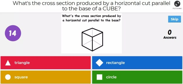Kahoot's a fun way to get students practice with cross sections of 3D shapes in the math classroom. Check out all 12 engaging cross sections math activities, including FREE cross sections graphic organizer.