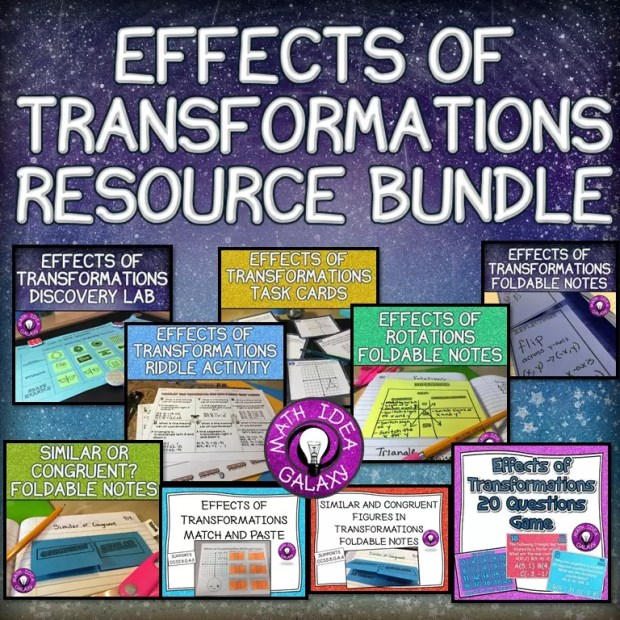 Teaching Effects Of Transformations Through Matching Idea