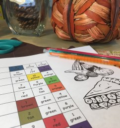 7 Thanksgiving Math Activities To Add some Spice to Your Class - Idea Galaxy [ 3024 x 4032 Pixel ]