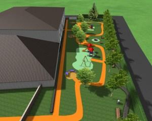progettazione giardino asilo