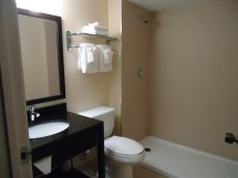 Comfort Suites with Jacuzzi Tub Room