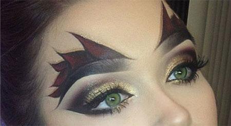Devil Eye Makeup Ideas Mugeek Vidalondon