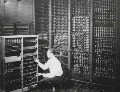 ENIAC TUBES