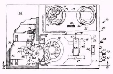 Bell Telephone Wiring Diagram Bell Telephone Schematic